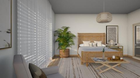 572 - Modern - Bedroom  - by Claudia Correia