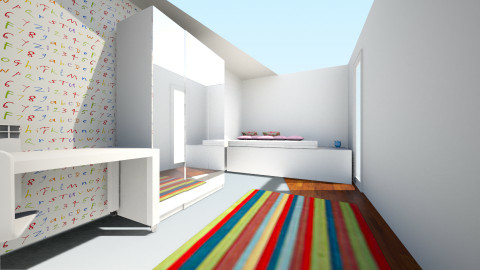 lunas rum - Modern - Kids room  - by tancci