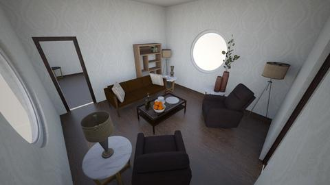 Interior Design Challenge - Living room  - by SamDunfield