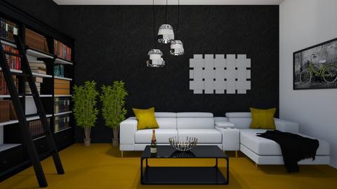 Bee - Living room  - by babucka