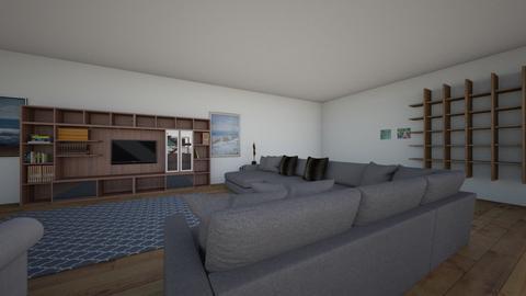 my new house - Modern - by benoss
