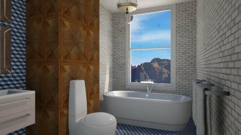 MD Bath - Modern - Bathroom - by 3rdfloor