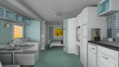 ExtensionDeluxeMotor Home - Modern - by Bibiche