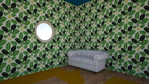 art room - by eyballman