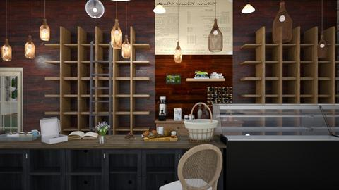 Leaves Bakery - Vintage - Kitchen  - by M i n h  T a m