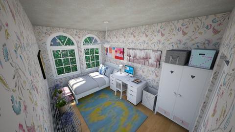 Icephoenix 3 - Bedroom - by scourgethekid