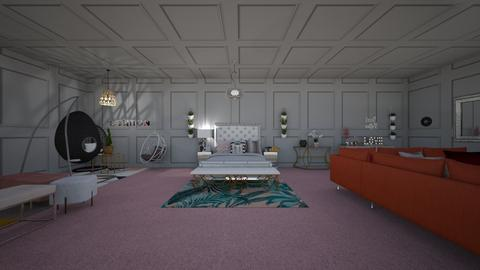 BARBIE_BEDROOM - Bedroom - by luxury winter decoration