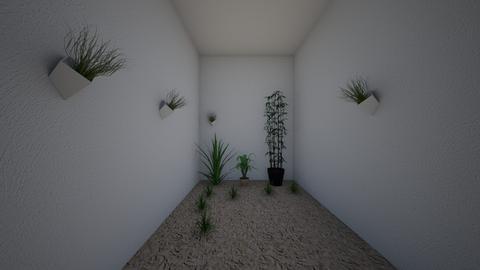 J D Marcia  1 - Garden  - by progeto