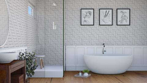__ - Minimal - Bathroom  - by n i n i