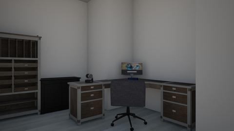 my home  - Office - by zh003