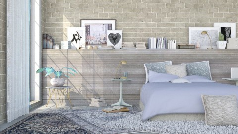 The Indoorsy Kind - Eclectic - Bedroom  - by evahassing