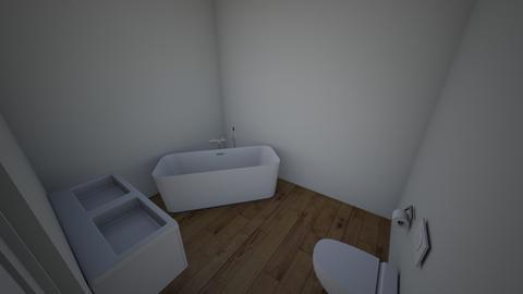 huis van nathalie flahaut - Bathroom - by ANGELOTUMMINO