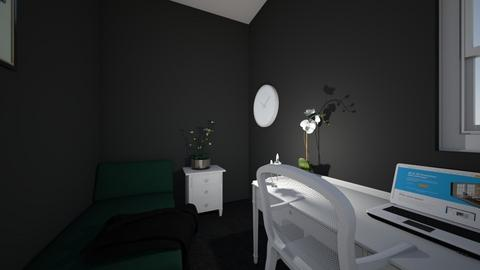 3 colours room - Glamour - by alessiaaa999