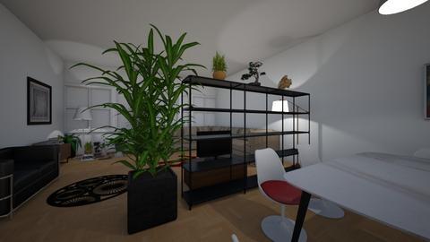 salotto open space - Modern - by gianlucaeco