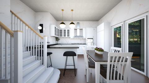 432 - Kitchen  - by artecoInterior
