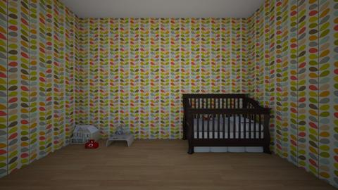 Baby Room - Kids room  - by dayanuggets
