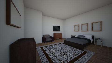 Kyle Bedroom - Bedroom - by SMITHFACS