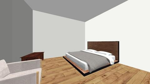 572 Main Street MB - Bedroom  - by saintusd