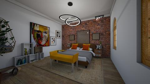 vb - Bedroom  - by ValeriaZZZ