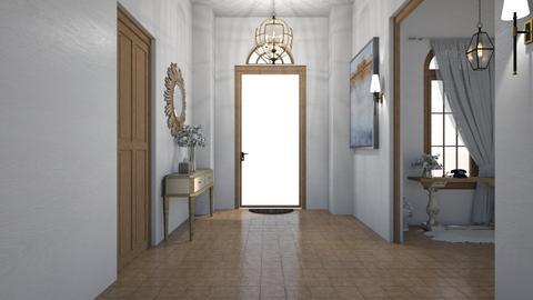 hallway - Classic - by rcrites457