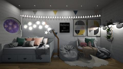 Bedroom  - by Nini_DRW_10