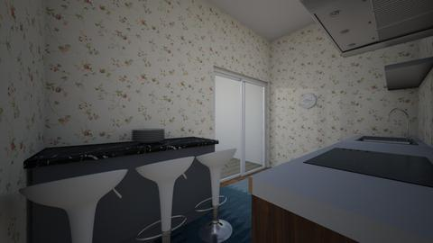 Kitchen_cottage - Modern - Kitchen  - by Pheebs09