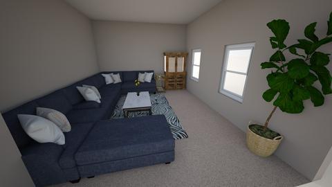 living - Living room - by hunterf