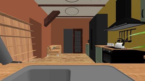 Kitchen 1 - Kitchen - by oobry82