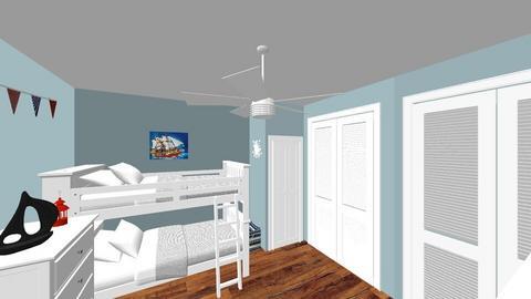Bedroom 2 - Bedroom  - by faithyondola