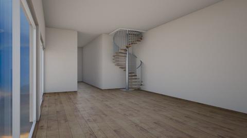 modern living room - Living room  - by hannahvondrachek