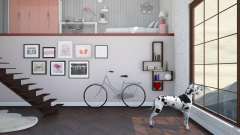 Mastiff - Bedroom  - by Liu Kovac