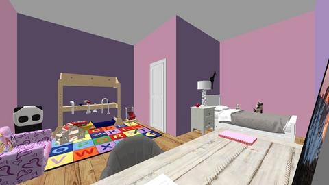 sala - Modern - Kids room  - by lucia09