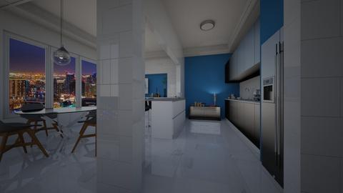 kitchen - Modern - Kitchen  - by raissasevero