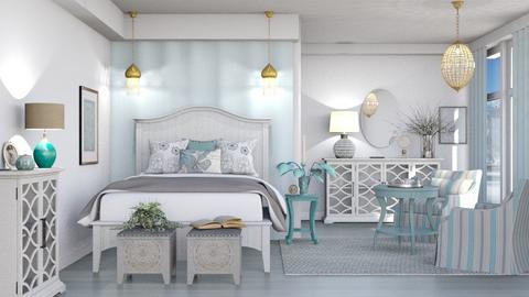 M_ Lamps - Bedroom  - by milyca8