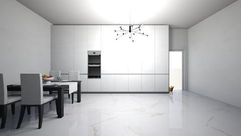 Kitchen Remix - Kitchen  - by ZolaKate