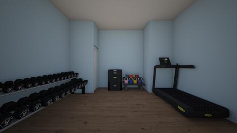 gym - by gretchenseb