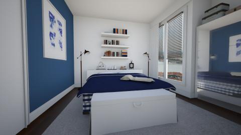 Bed - Modern - Bedroom  - by Thrud45