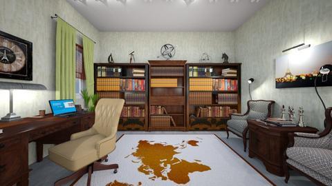 Prestige - Classic - Office - by almecor2311