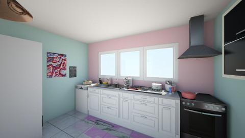 harmony - Minimal - Kitchen  - by Kechiq Slipperz
