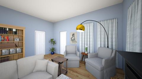 marina new room 3 - Living room - by addsomedecor