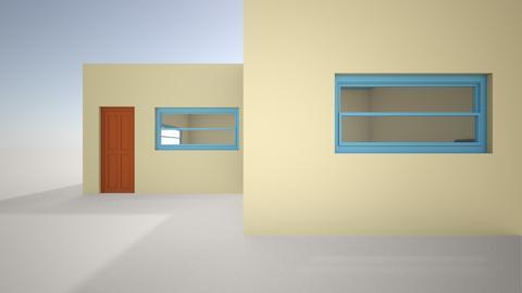 casa 1 - Modern - Bedroom  - by Yhohuco