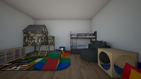play room  - Kids room  - by LeannHanna