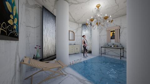 Prefect bathroom - Bathroom  - by DarkCrystal135