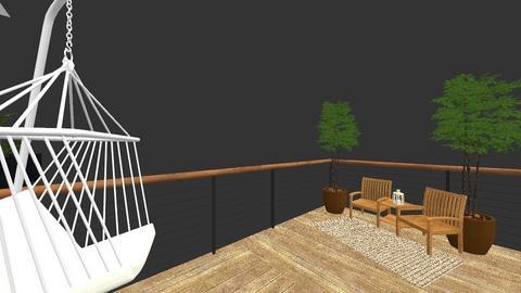 BIANCA JUDITH SAAVEDRA  - Classic - Living room  - by samanta solano
