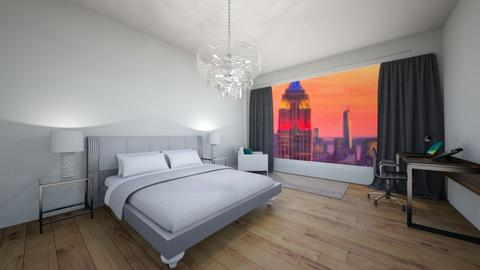 Master Bedroom - Bedroom  - by Over The Rainbow