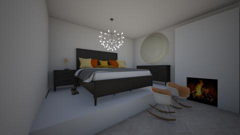Modern Playful bedroom - Bedroom - by Addie Grace