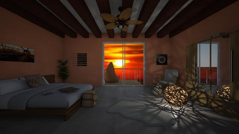 Sunset2 - Bedroom - by Edy99