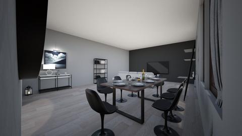 LivingR - Modern - Living room  - by Barbarax7