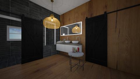 ub - Modern - Bathroom  - by hicran yeniay
