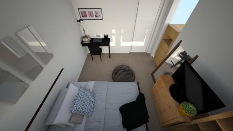 MINE - Minimal - Bedroom  - by elleinscore